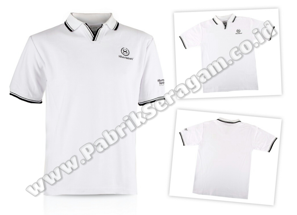 P016 - Polo Shirt Sheraton