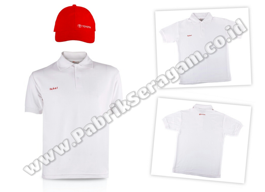 P19 - Polo Shirt Toyota